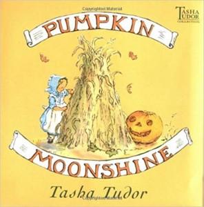 Pumpkin Moon Shine