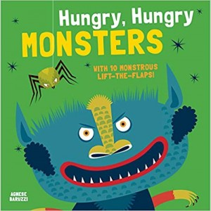 Hungry Hungry Monster